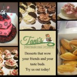 Tani's International Desserts