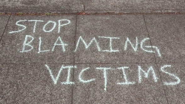 STOP Blaming The Victims