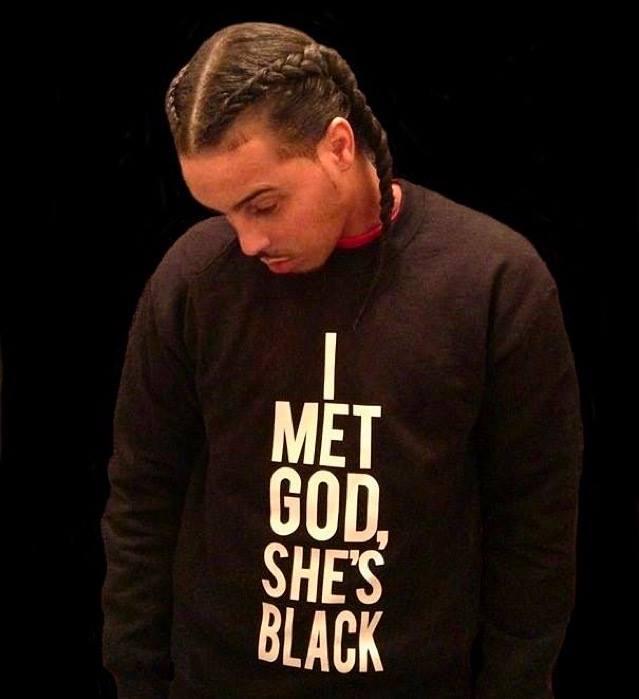 Angel Ramirez-Jordan. God is a Black woman