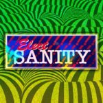 """""""Elect Sanity"""" Holographic Bumper Sticker!"""