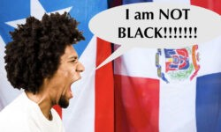 Puerto Ricans are Black. What race are hispanics? Are Dominicans Black. Afro Latinos.