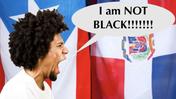 Puerto Ricans & Dominicans Are Black!