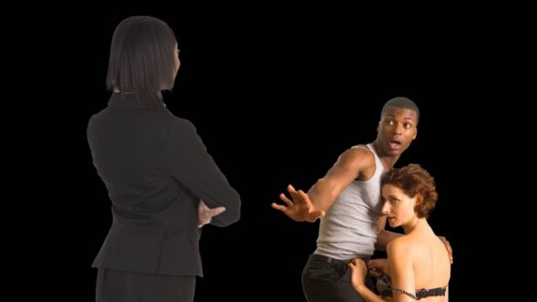 Why do Black men cheat and are unfaithful to black women?