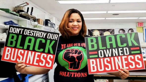 This Is For Black Owned Businesses