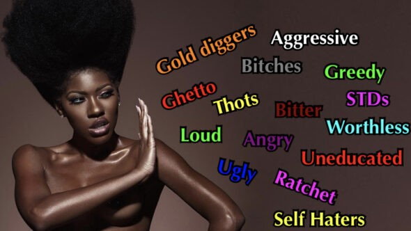Exposing The Lies About Black Women From Black Men