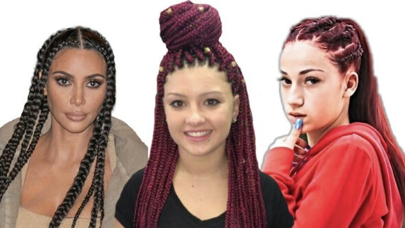 White Women With Box Braids & Cornrows – Just A Hairstyle Or Cultural Appropriation?
