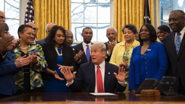 Trump Removes Funding For All HBCUs Unless They Bow Down To White Supremacy