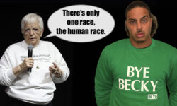 Jane Elliott - There's Only One Race, The Human Race & I Don't See Color