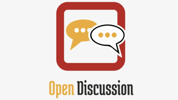 Open Topic: Live Discussion
