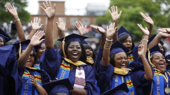 Black Women Are Amazing – Black Women Are The Most Educated!