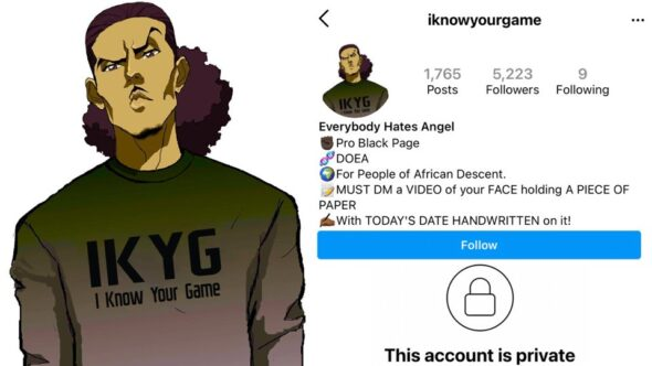 How To Get On Angel Ramirez-Jordan's Private Instagram Page?