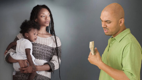 Should Black Women Stop Demanding Child Support & Wearing Weave?