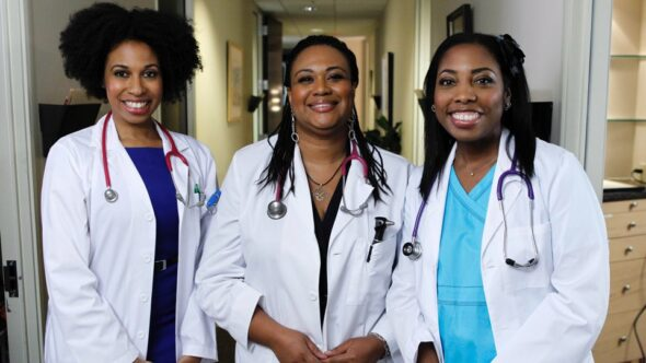 Black Women Are Amazing – Doctors & Nurses