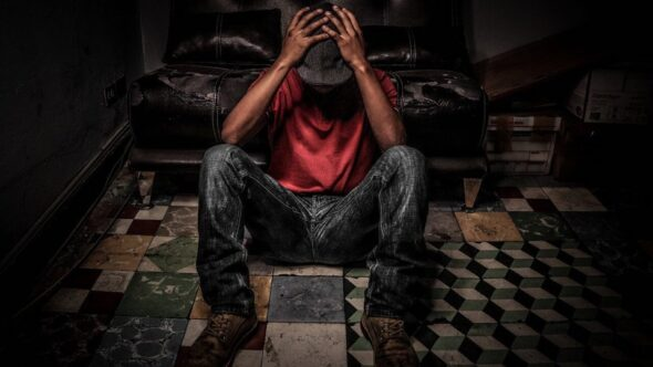 Black Men Are Not Allowed To Cry – No Sympathy For Black Men