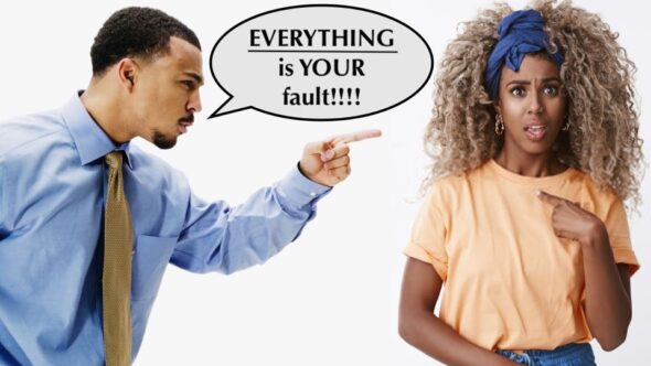 Black Men Need To Take Accountability & Stop Blaming Everything On Black Women