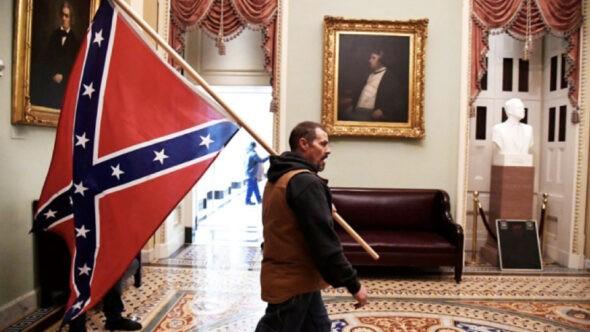 Violent White Terrorists Storm US Capitol – A Coup Attempt