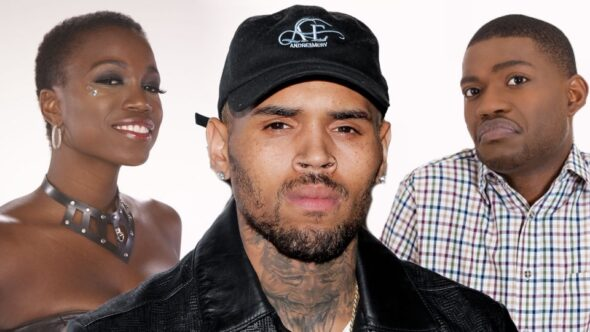Black Woman That Cried At Chris Brown Concert Tells All