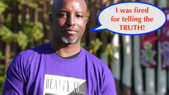 Black Man Fired From His Job For Telling The Truth About White People