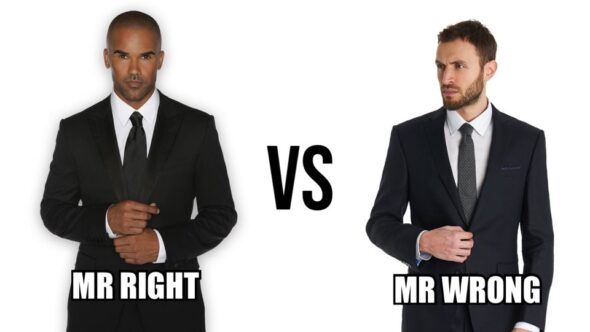 How To Find Mr Right & Avoid Mr Wrong – The Easy Way