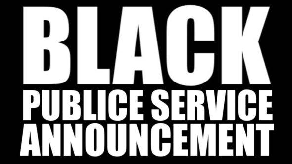 Dear Black People – An Important Message