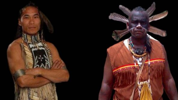 Are Black People The Real Indigenous Native Americans? Part 1