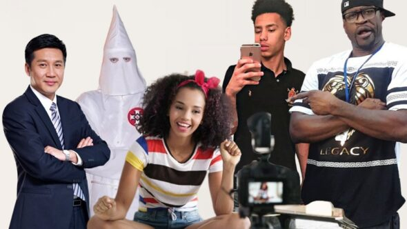 Asians Helping White Supremacists, Sneaky YouTubers, Not Supporting Daunte Wright & more