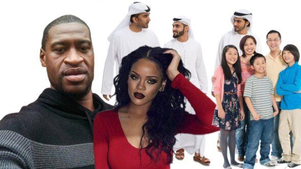 George Floyd Trial, Arab Slave Trade, Rihanna & Asian Solidarity & More
