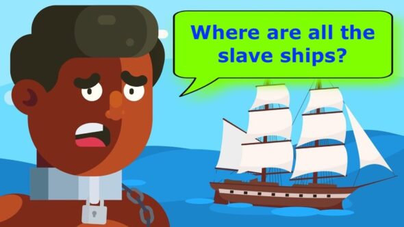 Where Are The Slave Ships? – Are Black People The Real Native Americans? Part 3