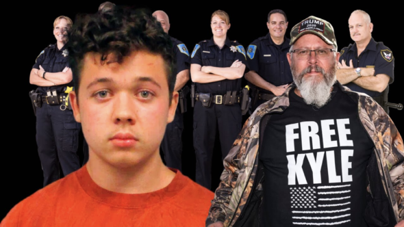 Police Funding Far Right Activists Murdering Black People