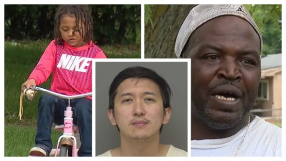 """Asian Man Charged With Attempted Murder Of 6 Year Old Black Boy, Gets $10,000 Bail – """"StopAsianHate"""""""