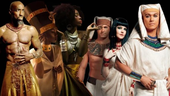 Hollywood always casts white people as ancient Egyptians, but what race were the true ancient Egyptians? Were they Black or tanned white people?
